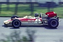 graham hill lotus